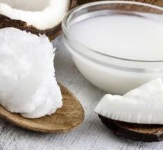 La magia del aceite de coco